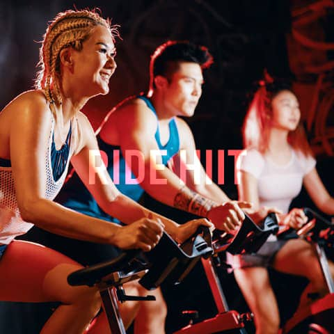 slider tile ride hiit 4